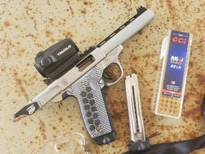 Trick Out Your Favorite .22 Pistol to Create the Perfect Plinker