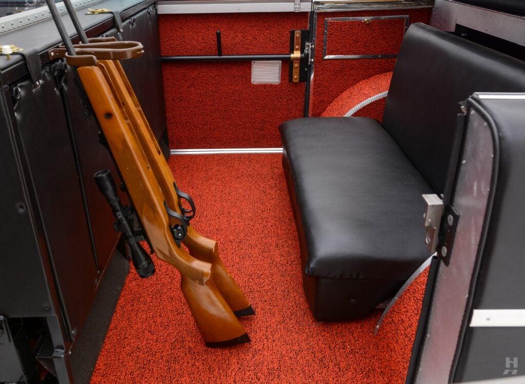 gun rack in Mohs Safarikar