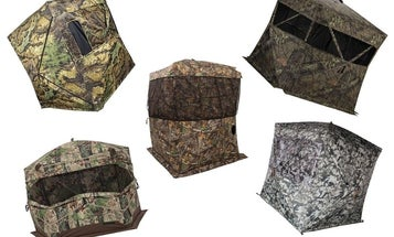 Hiding in Plain Sight: Best Hunting Blinds
