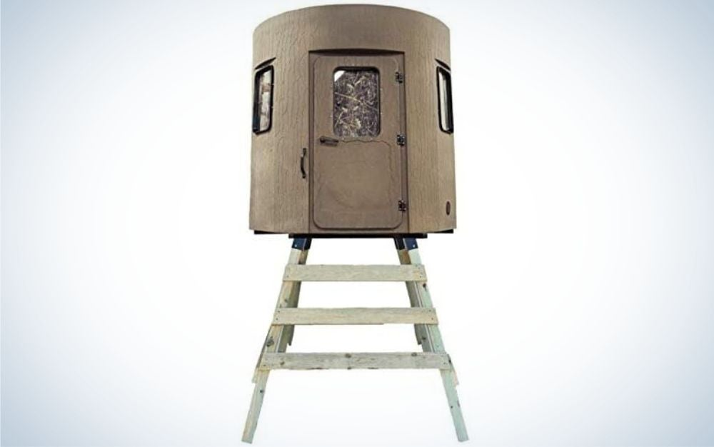 These Banks hunting blinds are the best hunting blinds.