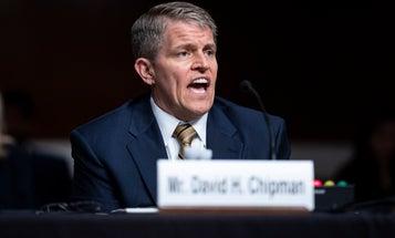 White House Withdraws Controversial Pro-Gun-Control ATF Pick, David Chipman