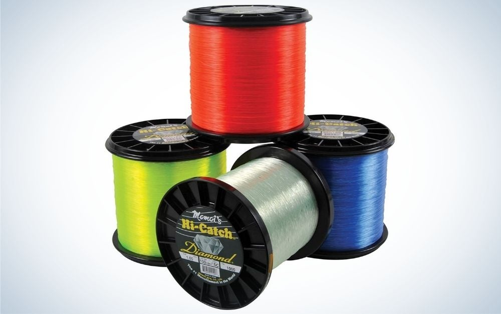 Momoi Hi is our pick for best fishing lines.