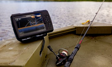 How to Read a Fish Finder to Find Structure and Fish