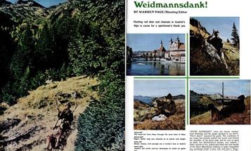F&S Classics: Weidmannsdank!