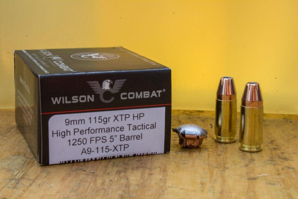 9mm handgun ammo