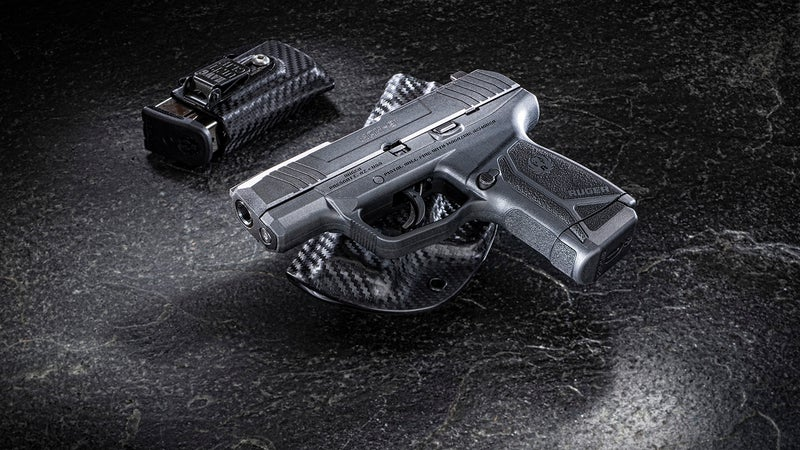 The Ruger Max-9 is an Optics-Ready Subcompact 9mm