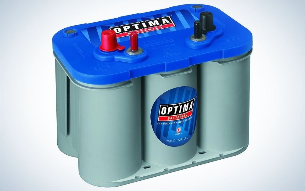 Optima OPT 8016 is the best trolling motor battery.