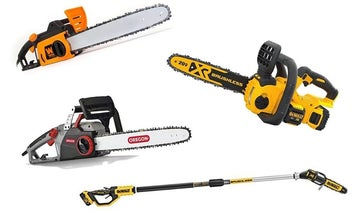 The Best Electric Chainsaws for Managing Your Land