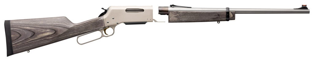 Browning BLR lever-action rifle