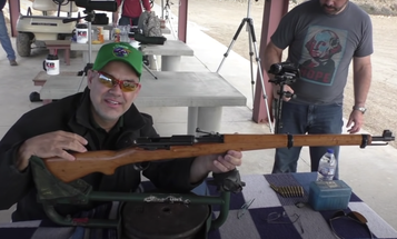 Video: Watch Shooter Set Open-Sights Long-Range World Record with $99 Rifle