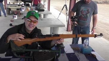 Shooter sets world record
