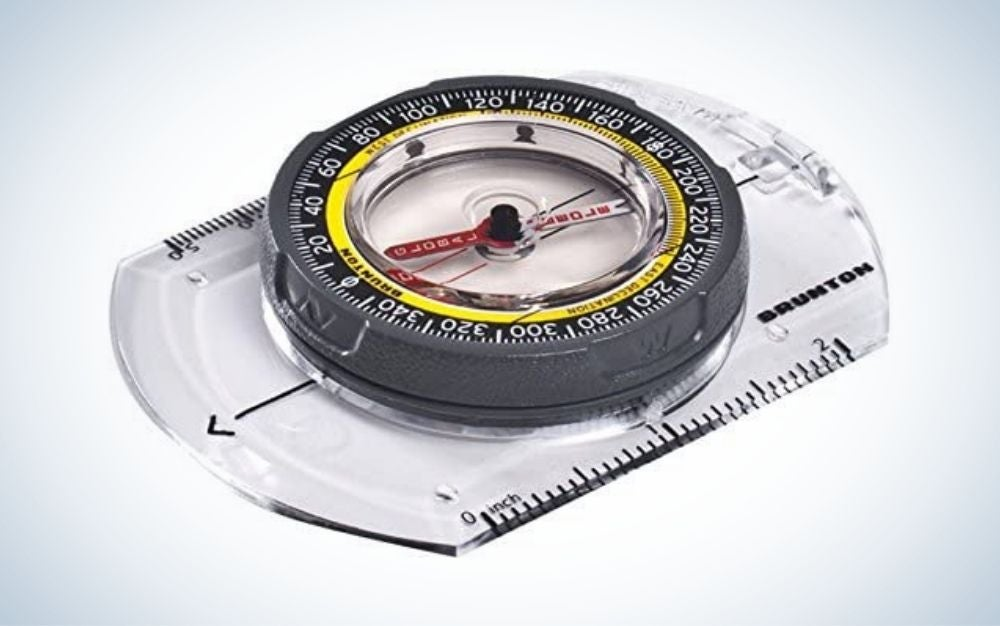 TruArc 3 is our pick for best compass.