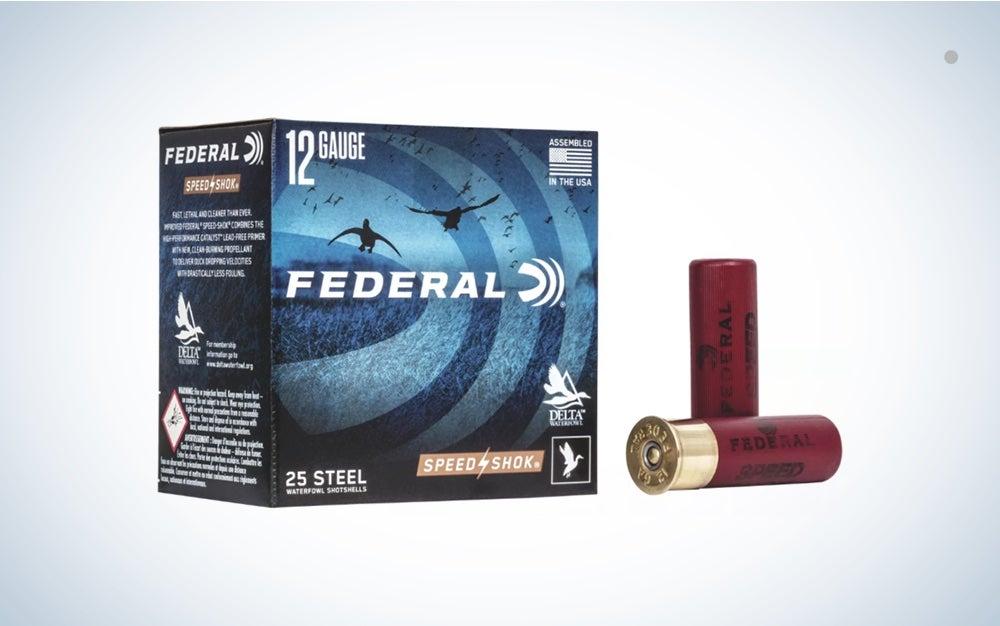 Federal Speed Shok waterfowl shells