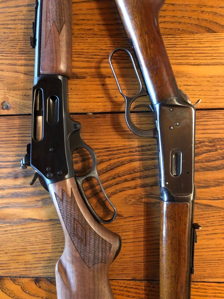 Marlin 336 and Winchester Model 94