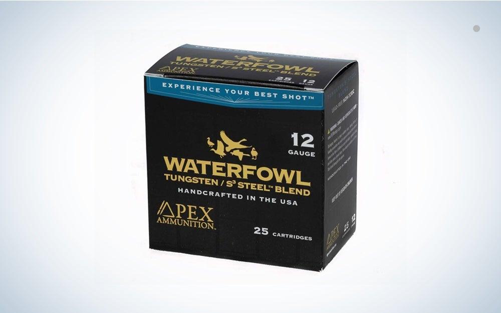 Apex TSS waterfowl load