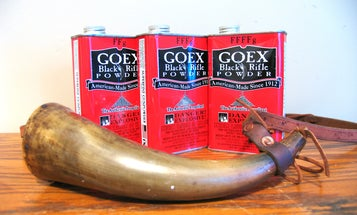 GOEX Black Powder Could Be Gone Forever As Hodgdon Announces Closure of Facility
