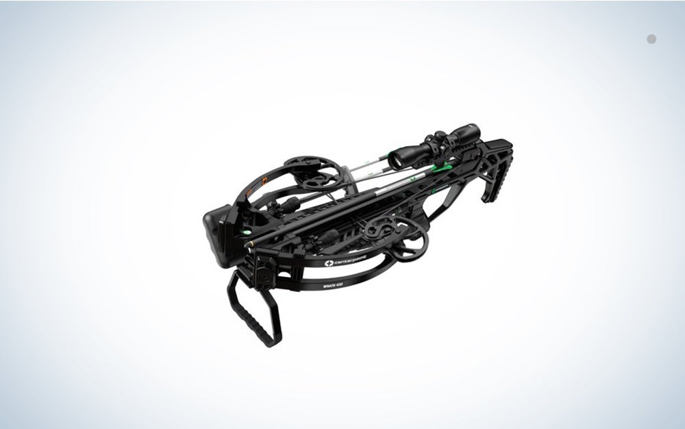 Center Point Wrath 430 is the best crossbow for the money.