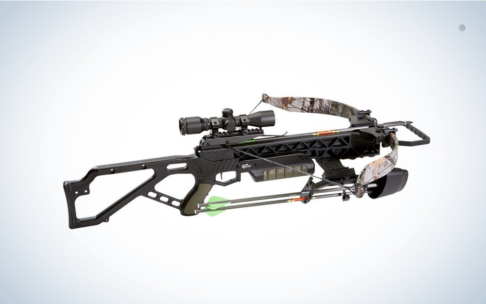 The Excalibur Matrix is the best crossbow for the money.