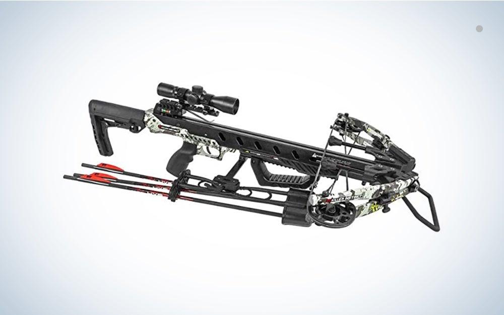 Killer Instinct Ripper 425 is the best crossbow for the money.