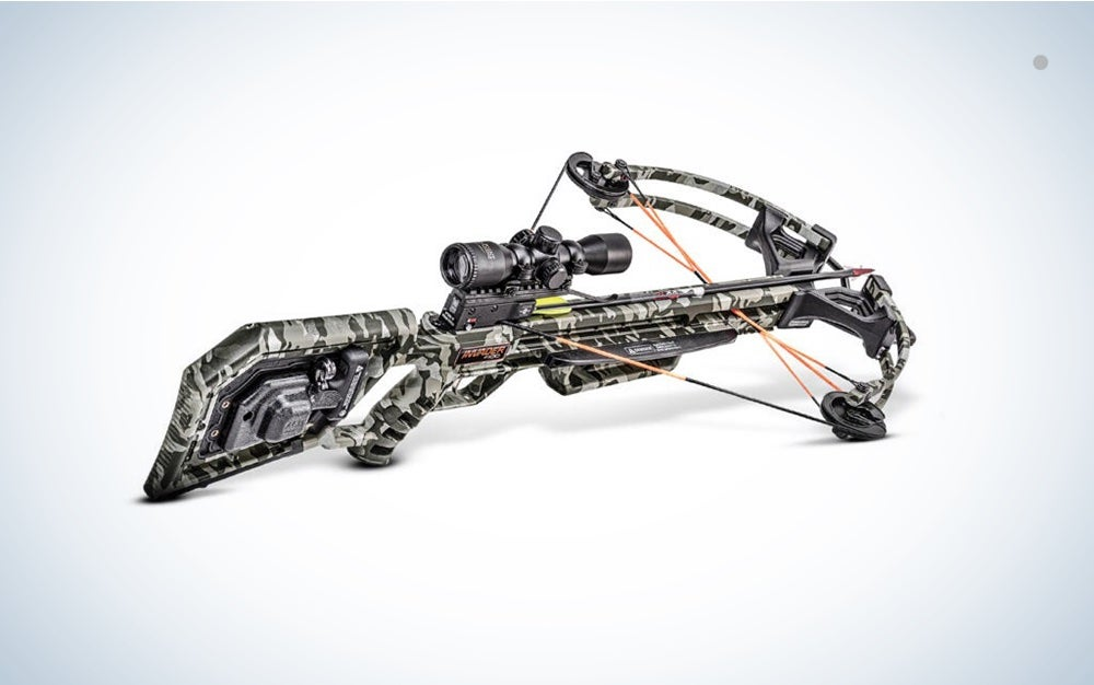 Wicked Ridge Invader 400 is the best crossbow for the money.