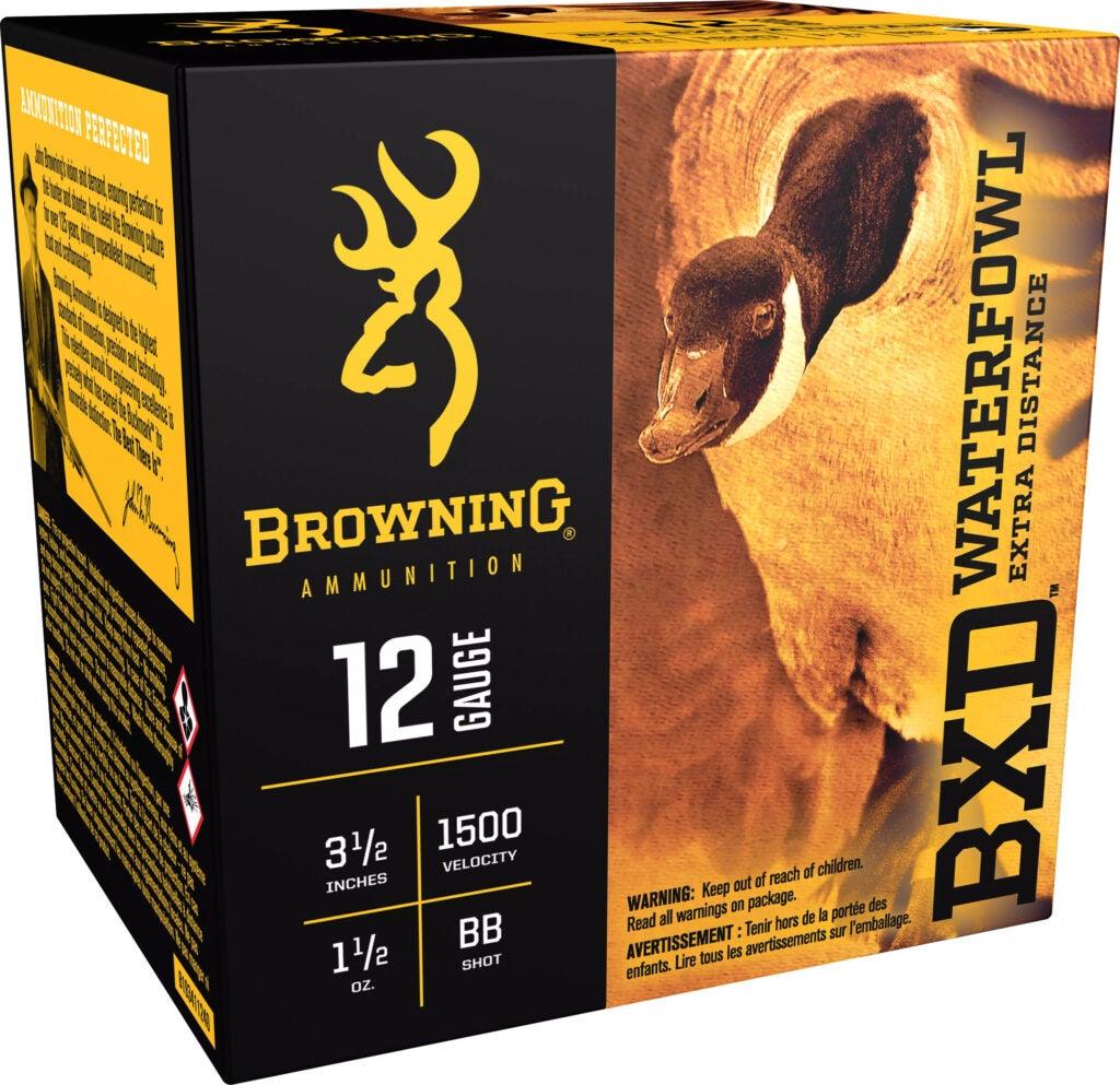 Browning BDx ammunition