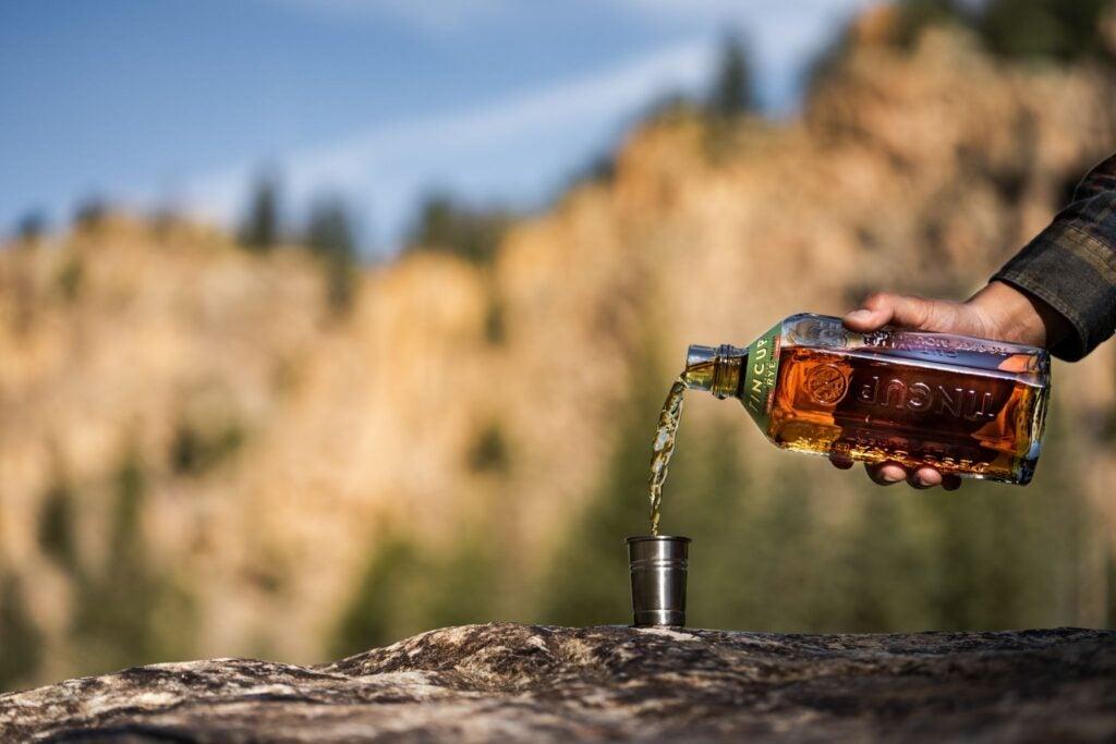 Tincup Mountain Whiskey