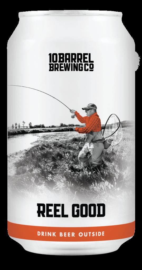 Reel Good Summer Ale by 10 Barrel Brewing Co.