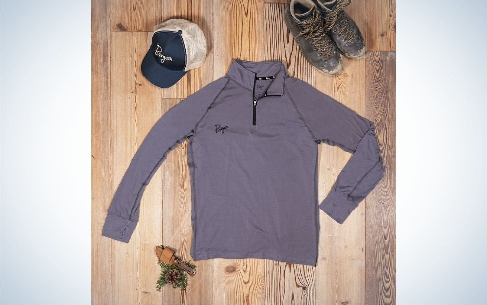 Best_Hiking_Shirt_Burgeon_Outdoor