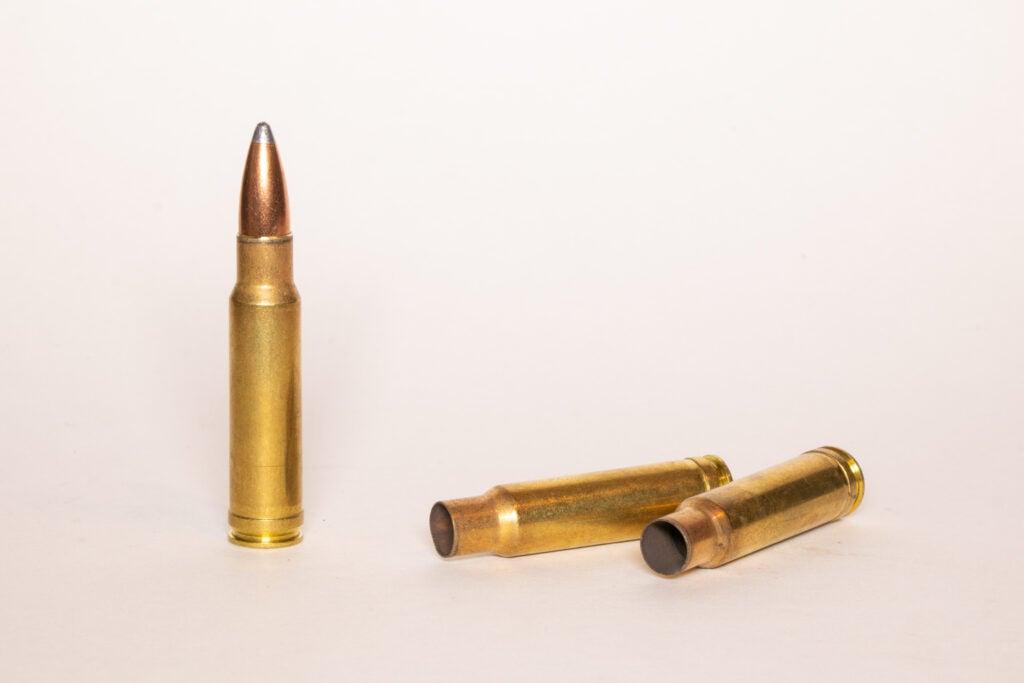 .350 Remington Magnum ammo