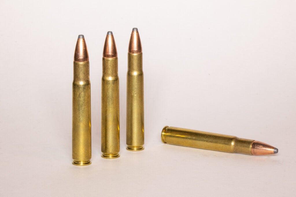 .35 Whelen ammo