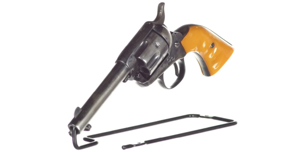 John Wayne's revolver from True Grit.