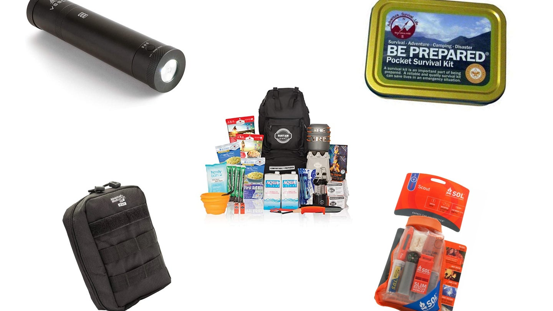 Best Survival Kit Collage